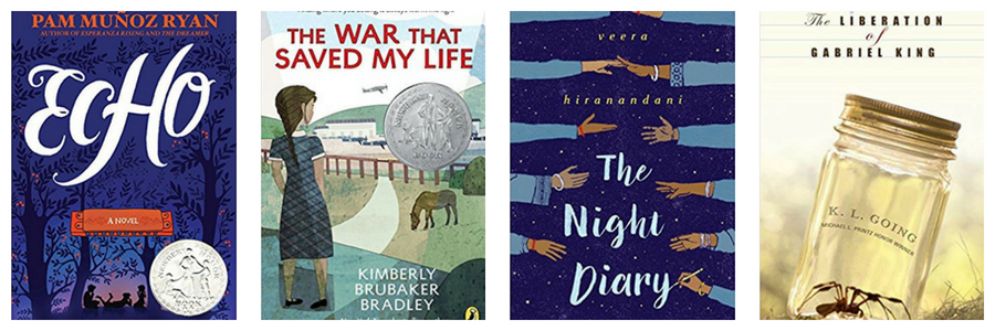 historical fiction novels for kids