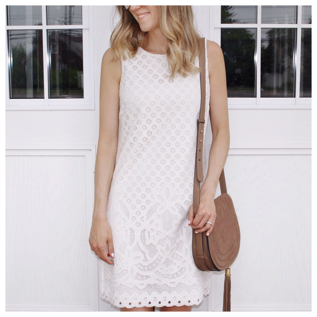 graduation white dress outfit for teachers