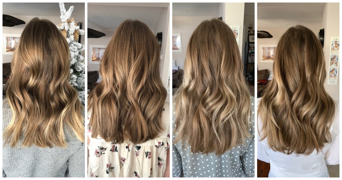 monat hair before and after photos