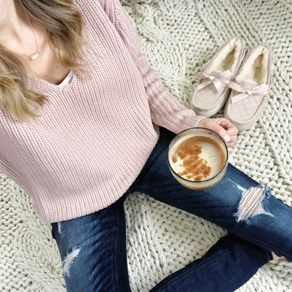 vanilla latte healthy recipe