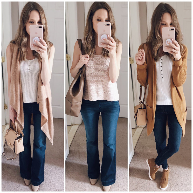 denim workwear outfits