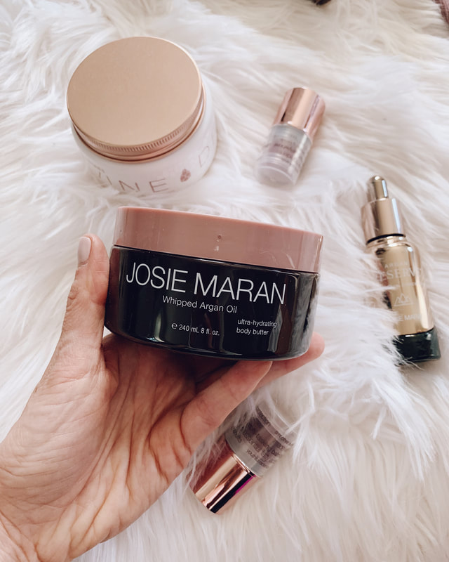josie maran whipped argan oil for sunless tans