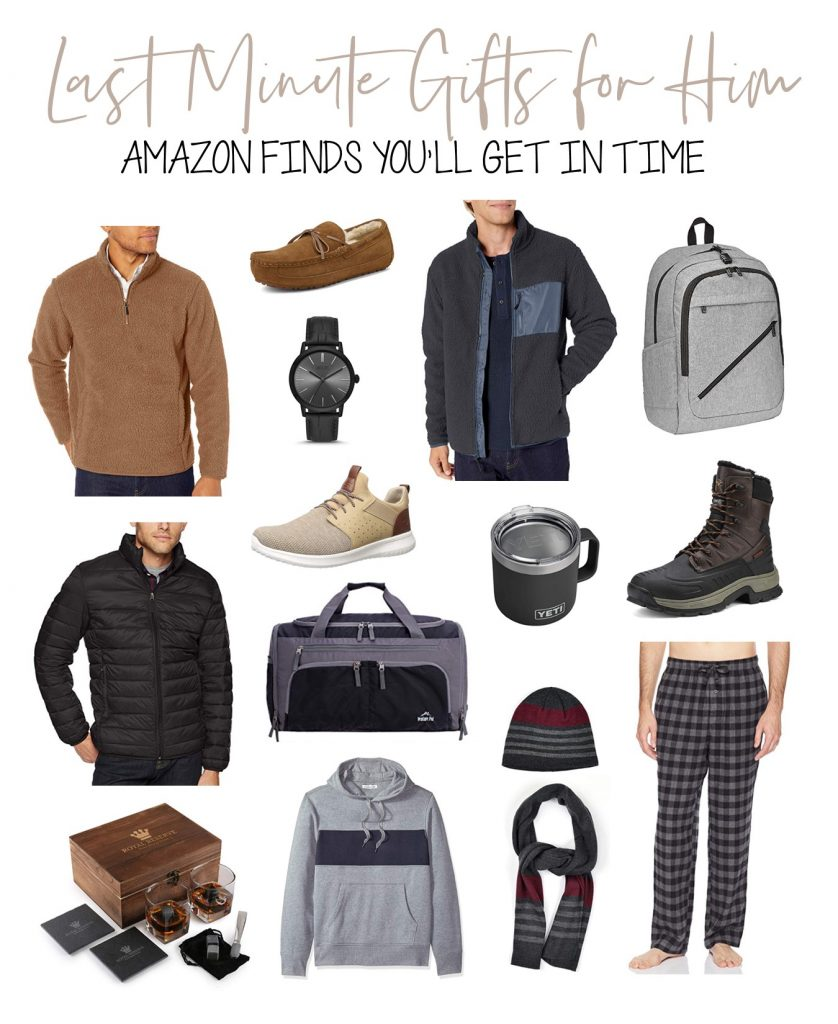 amazon holiday gift ideas for men husbands dads brothers