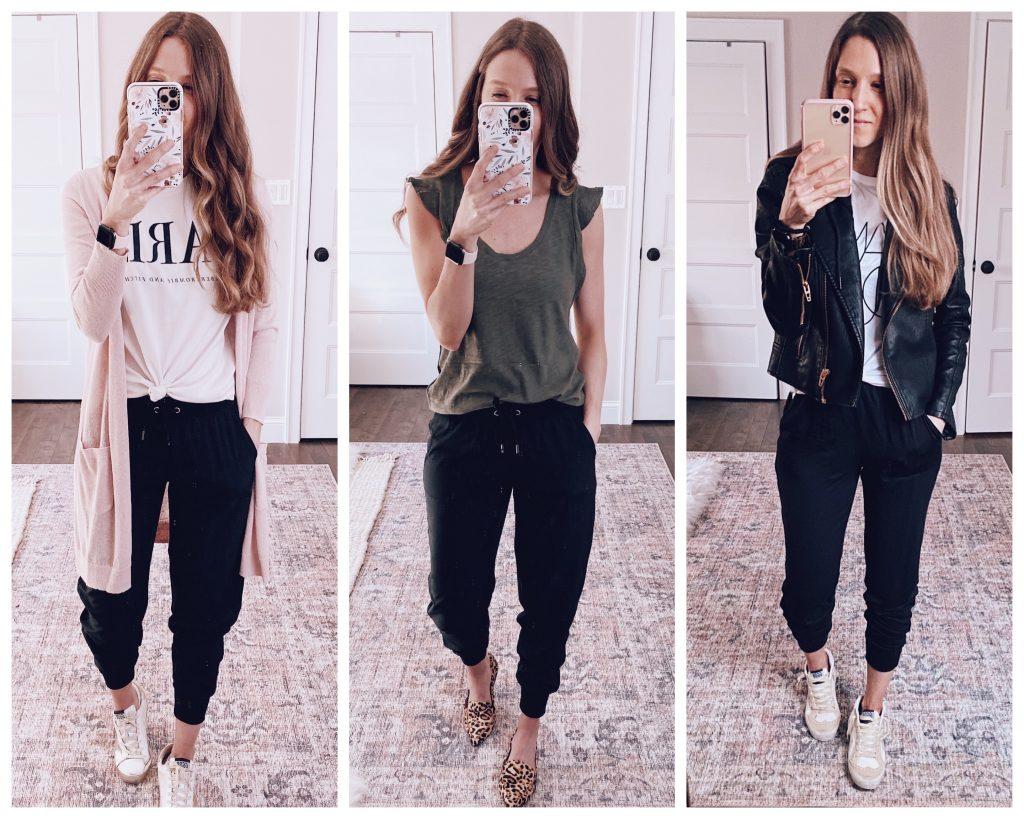 amazon fashion jogger outfits
