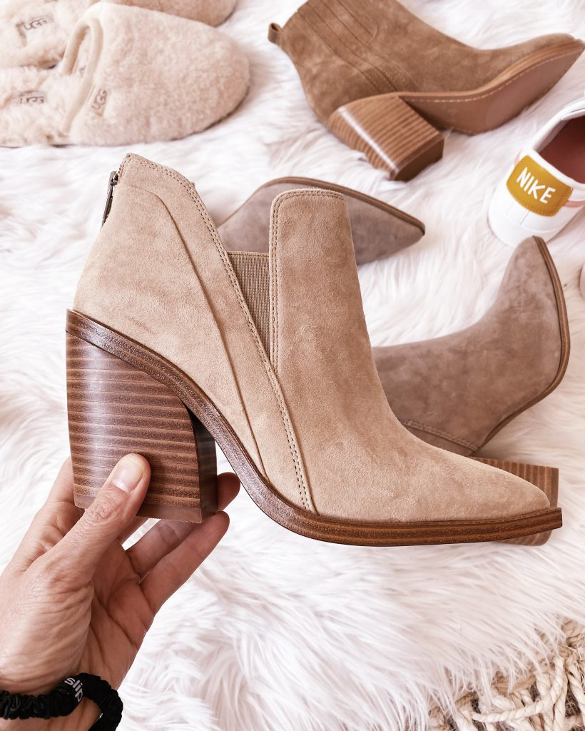 nordstrom anniversary sale womens shoes vince camuto booties