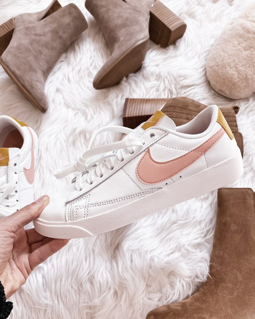 nordstrom anniversary sale outfit Nike blazer sneaker