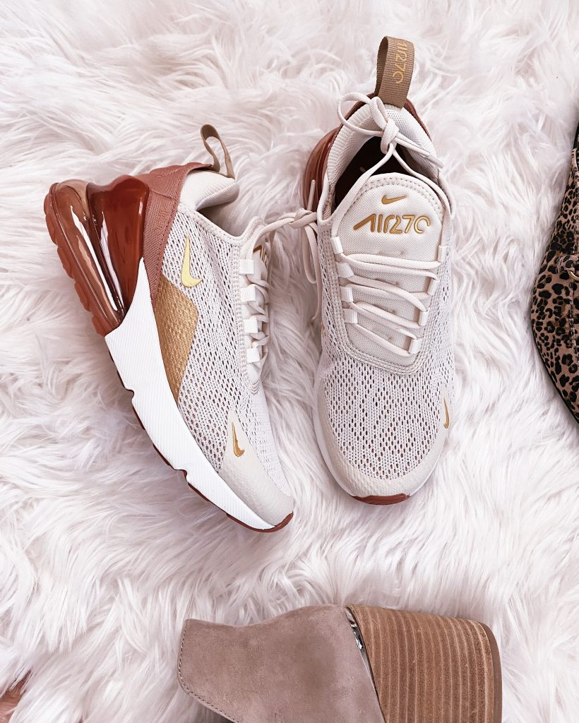 nordstrom anniversary sale outfit Nike athletic sneakers